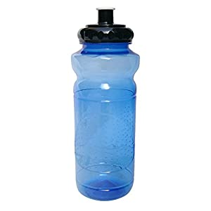 Soma Polypro H2O Bottle, Blue, 22-Ounce