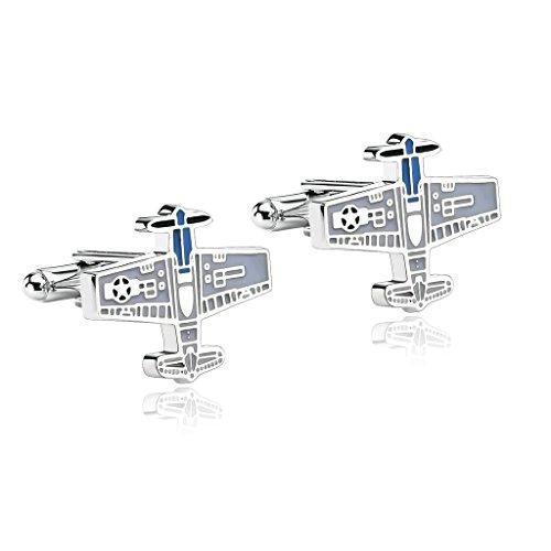 alimab-jewelry-mens-cuff-links-cuff-links-aeroplane-jet-pilot-blue-stainless-steel-men-cufflinks