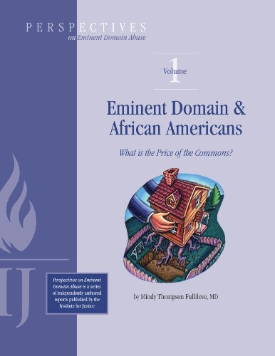 Search : Eminent Domain and African Americans: What is the Price of the Commons? (Perspectives on Eminent Domain Abuse Book 1)