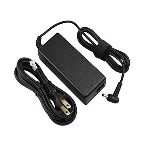 65W Ac Charger for ASUS Q553 Q553U Q553UB Laptop with 5Ft Power Supply Adapter Cord by Superer