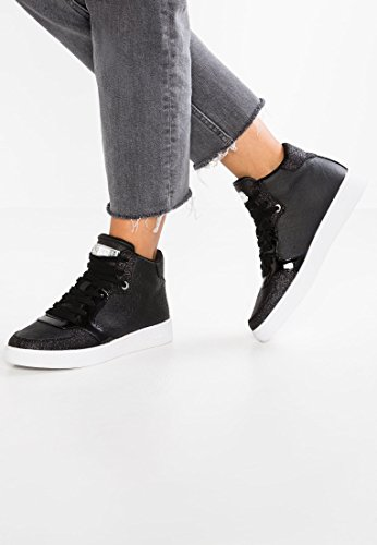 ALTA Backer 118 Guess Sneakers Lady Donna Scarpa Logo Active Black HIIBUtq