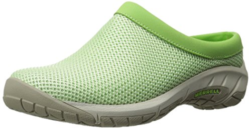 Merrell Women's Encore Breeze 3 Slip-On Shoe, Paradise Green, 6.5 M US J55456