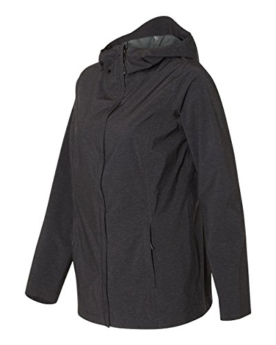 Weatherproof 32 Degrees Women's Melange Rain Jacket - 17604W (US)