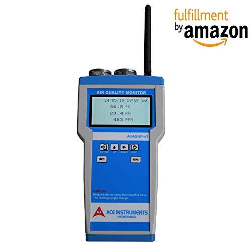 에이스 프로페셔널 더스트 에어 품질 모니터 입자 카운터 먼지 탐지기 기능 공기 품질 테스터 / 에이스 프로페셔널 더스트 에어 품질 모니터 입자 카운터 먼지 탐지기 기능 공기 품질 테스터