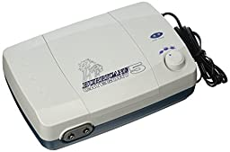 Deep Blue Professional ADB61037 Hurricane Category 5 Professional AC/DC Battery Operated Air Pump