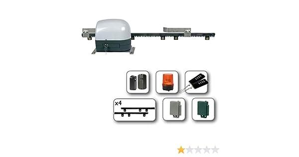 EXTEL Automatisme de portail coulissant WEAT C2N: Amazon.es: Bricolaje y herramientas