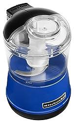 Kitchenaid Kfc3511tb 3.5 Cup Food Chopper, Twilight Blue
