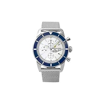 1ff3e6a582f Image Unavailable. Image not available for. Color  Breitling Aeromarine  Superocean Heritage Chrono Mens Watch ...