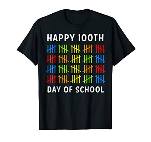 Funny 100th Day Of School Shirt Gift For Teachers Students]()