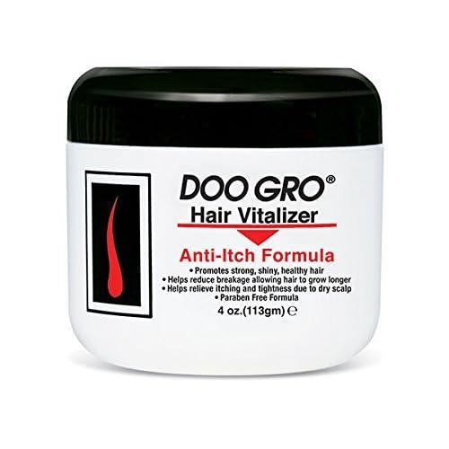 Top DOO GRO medicated HAir VITALIZER ANTI-ITCH FORMULA 4oz hot sale