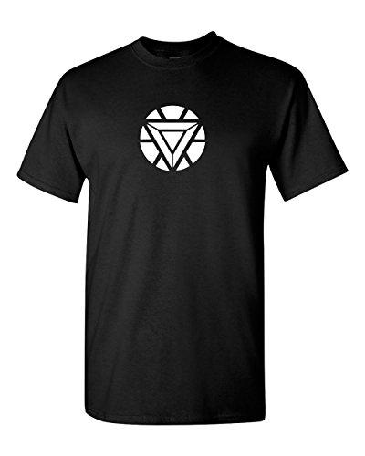 iron man logo shirt - 9