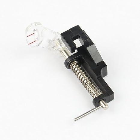 Pie para zurcir/Stick Soporte para máquinas de coser con obertra nsport (5 mm punto de ancho) por ejemplo Gritzner Tipmatic - , 1037, 6122, 6152: Amazon.es: ...