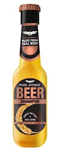 Park Avenue Beer Shampoo For Oily Hair For Men, 200Ml