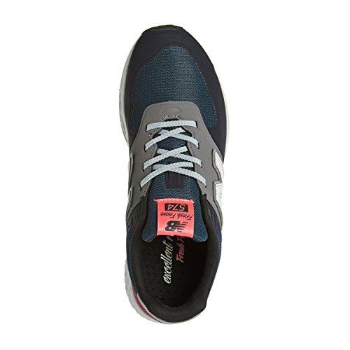 New Balance Mfl574 Br - Zapatillas Hombre Azul Oscuro