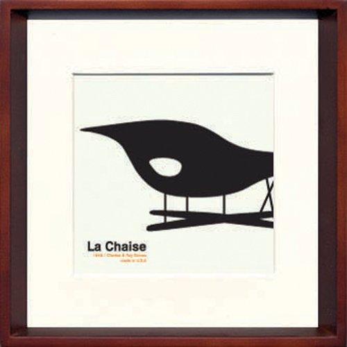 JIG アートポスター Modern Design Studio (モダン デザインスタジオ) La Chaise ITY-14284 B00P7BI1NK