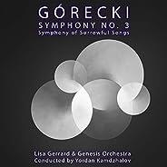 Górecki Symphony No. 3: Symphony of Sorrowful Songs