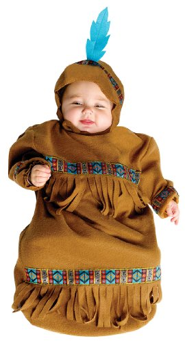 Fun World Papoose Baby Costume