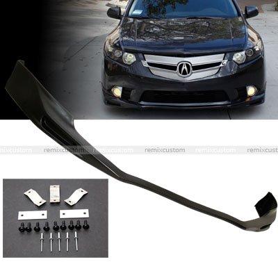 2009 - 2010 Acura TSX PU Front Body Bumper Lip Kit Spoiler (Acura Tsx Bumper compare prices)