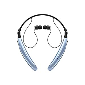 LG Electronics MAIN-18666 LG Tone Pro HBS-770 Wireless Stero Headset – Powder Blue