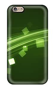 3873197K17563580 PC Case For Iphone 6 With Electrify Green