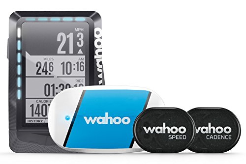 Cheap Wahoo ELEMNT GPS Bike Computer Bundle