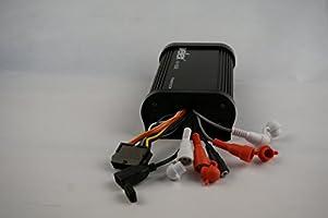NEW Pyle PLMRA630BT 2000 Watt 6 Channel Bluetooth Marine Bridgeable Amplifier