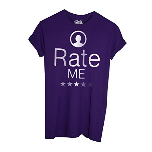 T-Shirt Rate Me Black Mirror 2 - FILM by Mush Dress Your Style