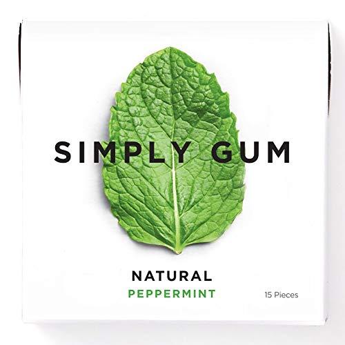 Amazon.com : Simply Gum, Maple Chewing Gum, Vegan, Non GMO