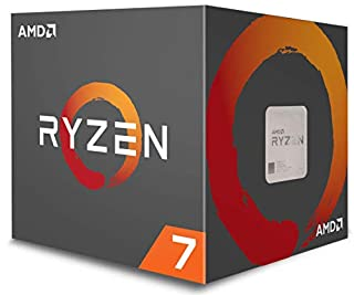 AMD Ryzen 7 1700 Processor with Wraith Spire LED Cooler (YD1700BBAEBOX) (B06WP5YCX6) | Amazon price tracker / tracking, Amazon price history charts, Amazon price watches, Amazon price drop alerts