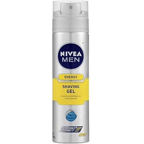 NIVEA FOR MEN Energy, Shaving Gel 7 oz