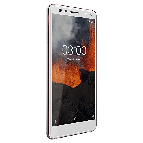 "Nokia 3.1-16 GB - Unlocked Smartphone (AT&T/T-Mobile) - 5.2"" Screen"