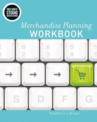 Merchandise Planning Workbook: Bundle Book + Studio Access Card