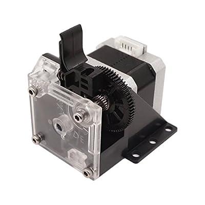 WINSINN 3D Printer Titan Extruder Hotend Kit Driver Feeder For 1.75mm 3mm Nozzle Filament - RepRap Prusa i3 Bowden E3D J-Head V6 Makerbot MK8 MK10 Kossel Delta Universal Upgrade Accessories Part