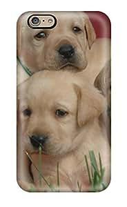 New Iphone 6 Case Cover Casing(labrador Retriever Puppies )