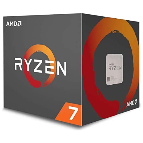 chollos oferta descuentos barato AMD RYZEN 7 1700 Procesador de 3 7 GHz Socket AM4 con ventilador Wraith Spire incluido