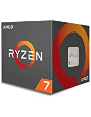AMD YD1700BBAEBOX Ryzen 7 1700 Processor with Wraith Tower Cooler