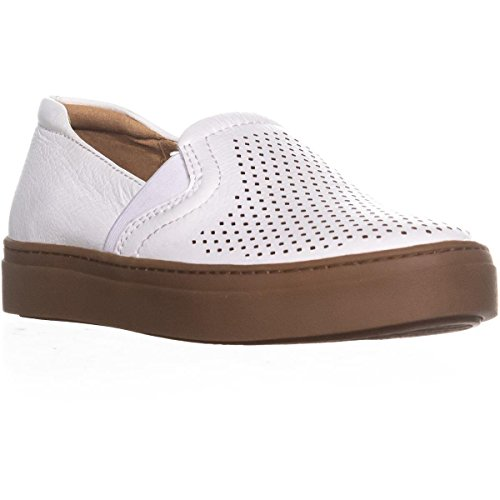 Platform Pebble Sneakers On Naturalizer Carly Slip White gqUB4w5