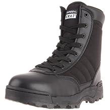 "Original S.W.A.T. Men's Classic 9"" Side Zip Work Boot"