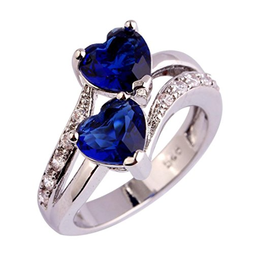 Ring For Women, Hot Clearance Sale Manadlian Fashion Lover Jewelry Heart...