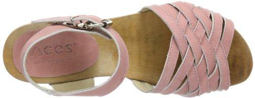 Pink Aces Pink of Women's High London T Sandal Brace Woman 884zrq