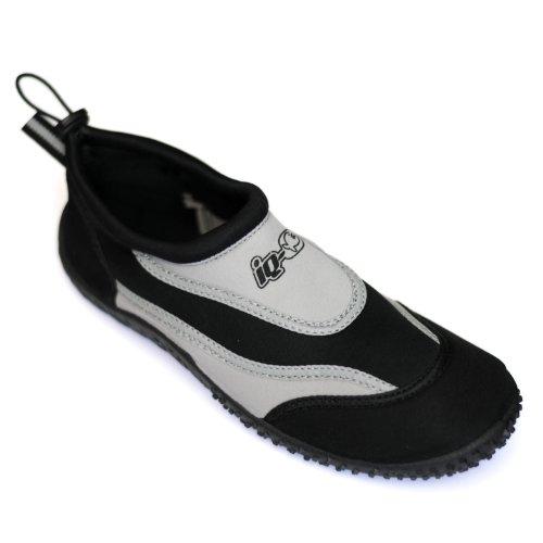 Schuhe Negro iQ Shoe Company Yap Escarpines Aqua B1PwqE6