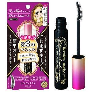 Kiss Me Isehan Japón Heroína VOLUMEN Y Curl Mascara avanzada ...