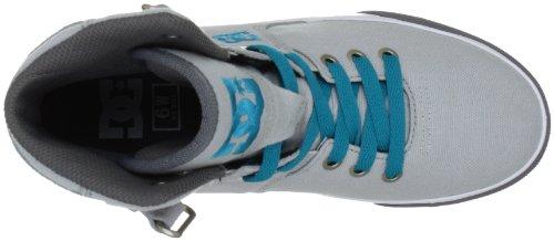 Baskets Basses DC Green Tx Blue Graduate Schuhe femme Shoes D0320050 0ldd Grau Gb5d Grey 0wY8r0q