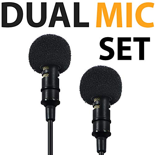 Buy microphone for video interviews