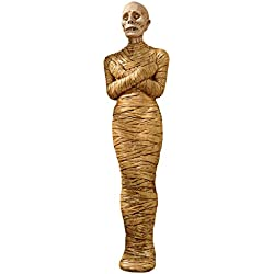 Design Toscano Curse of the Mummy Wall Sculpture - Egyptian Mummy - Zombie Statue