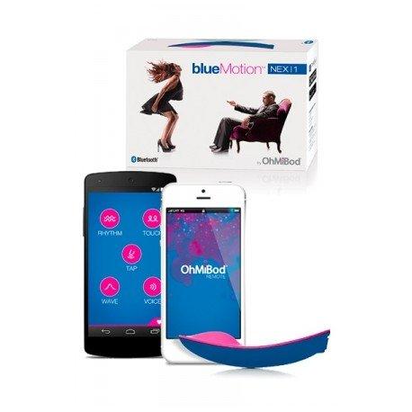 OhMiBod Vibrator Blue Motion thumbnail