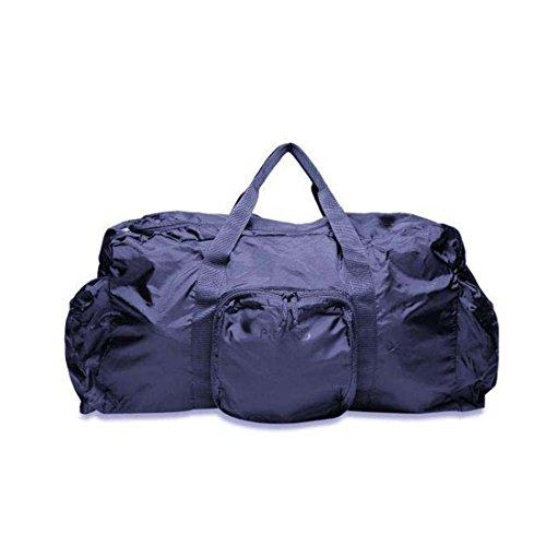 Picard Sporttasche für Herren und Damen. Marken Handtasche aus robustem Synthetik . Faltbare Tasche ist groß aber leicht. Design Hokuspokus 3801 Jeans