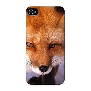 Fashion Hoozcl-1476-oqaynxo Case Cover Series For Iphone 5/5s(fox)