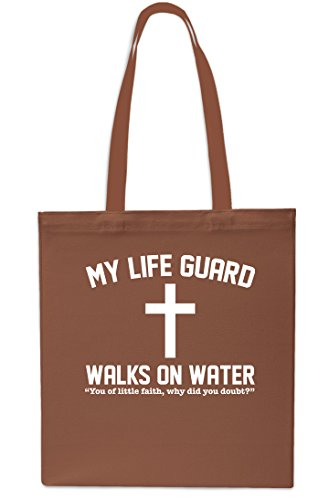 Small Beach Water Walks Gym Red Tote My Chestnut Lifegaurd 10 litrest Bag x38cm Shopping On 42cm OAqn0wa