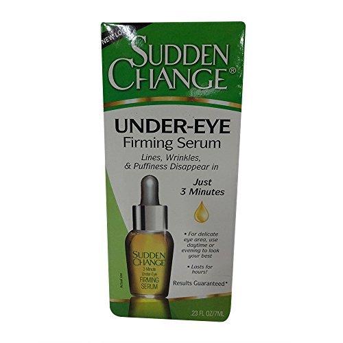 Sudden Change Under-Eye Firming Serum 0.23 Ounces by Sudden Change ()